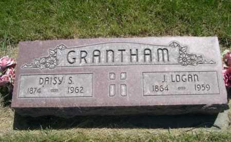 GRANTHAM, DAISY S. - Dawes County, Nebraska   DAISY S. GRANTHAM - Nebraska Gravestone Photos
