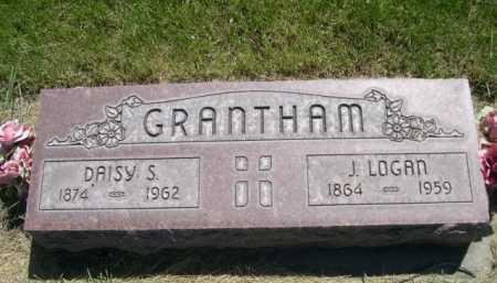 GRANTHAM, J. LOGAN - Dawes County, Nebraska | J. LOGAN GRANTHAM - Nebraska Gravestone Photos