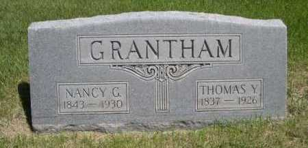 GRANTHAM, NANCY G. - Dawes County, Nebraska | NANCY G. GRANTHAM - Nebraska Gravestone Photos