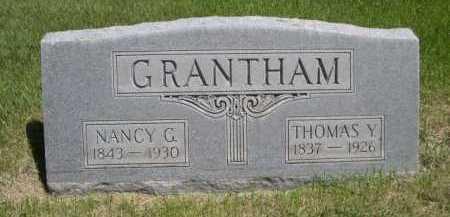 GRANTHAM, NANCY G. - Dawes County, Nebraska | NANCY G. GRANTHAM - Nebraska Gravestone Photos