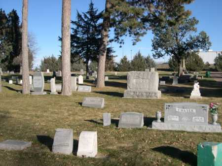 *GREENWOOD CEMETERY, VIEW OF - Dawes County, Nebraska | VIEW OF *GREENWOOD CEMETERY - Nebraska Gravestone Photos