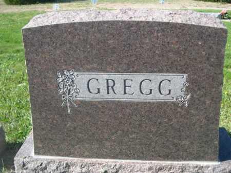 GREGG, FAMILY - Dawes County, Nebraska | FAMILY GREGG - Nebraska Gravestone Photos