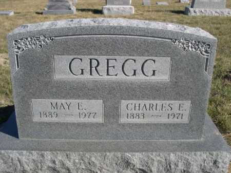 GREGG, MAY E. - Dawes County, Nebraska | MAY E. GREGG - Nebraska Gravestone Photos