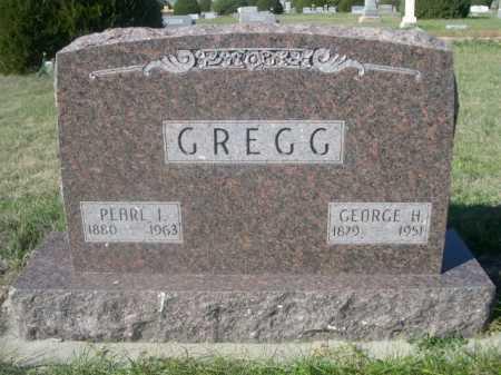 GREGG, GEORGE H. - Dawes County, Nebraska   GEORGE H. GREGG - Nebraska Gravestone Photos