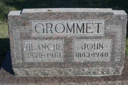 GROMMET, JOHN - Dawes County, Nebraska | JOHN GROMMET - Nebraska Gravestone Photos