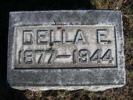 GROVE, DELLA E. - Dawes County, Nebraska | DELLA E. GROVE - Nebraska Gravestone Photos
