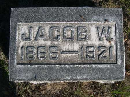 GROVE, JACOB W. - Dawes County, Nebraska | JACOB W. GROVE - Nebraska Gravestone Photos