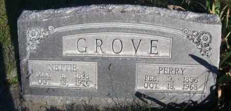 GROVE, NETTIE - Dawes County, Nebraska | NETTIE GROVE - Nebraska Gravestone Photos