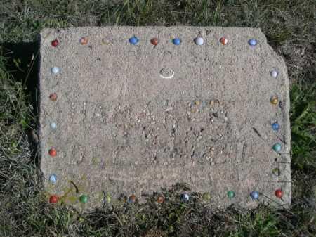 HAMAKER, TWINS - Dawes County, Nebraska   TWINS HAMAKER - Nebraska Gravestone Photos
