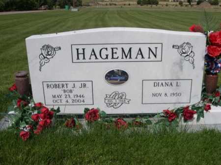 HAGEMAN, DIANA L. - Dawes County, Nebraska | DIANA L. HAGEMAN - Nebraska Gravestone Photos