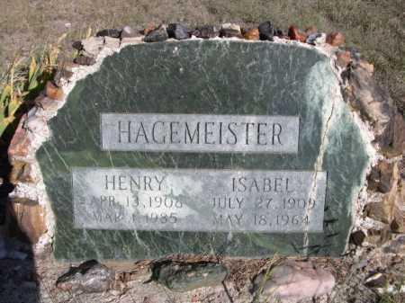 HAGEMEISTER, HENRY - Dawes County, Nebraska | HENRY HAGEMEISTER - Nebraska Gravestone Photos