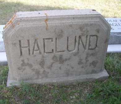 HAGLUND, FAMILY - Dawes County, Nebraska   FAMILY HAGLUND - Nebraska Gravestone Photos