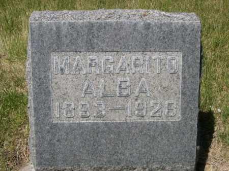 HAKANSON, MARGARITO ALBA - Dawes County, Nebraska | MARGARITO ALBA HAKANSON - Nebraska Gravestone Photos