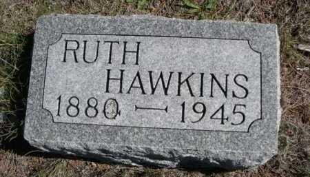 HAWKINS, RUTH - Dawes County, Nebraska   RUTH HAWKINS - Nebraska Gravestone Photos