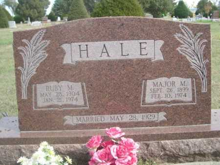 HALE, RUBY M. - Dawes County, Nebraska | RUBY M. HALE - Nebraska Gravestone Photos