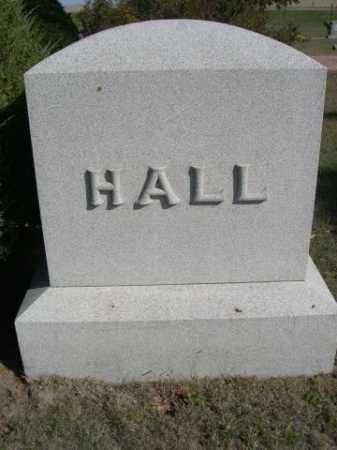 HALL, FAMILY - Dawes County, Nebraska   FAMILY HALL - Nebraska Gravestone Photos