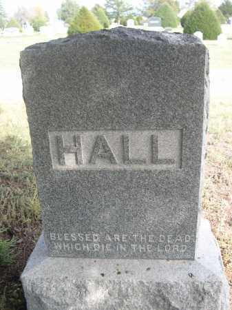 HALL, FAMILY - Dawes County, Nebraska | FAMILY HALL - Nebraska Gravestone Photos