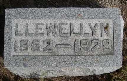 HALL, LLEWELLYN - Dawes County, Nebraska | LLEWELLYN HALL - Nebraska Gravestone Photos