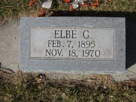 HALLSTED, ELBE G - Dawes County, Nebraska | ELBE G HALLSTED - Nebraska Gravestone Photos