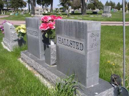 HALLSTED, FAMILY - Dawes County, Nebraska | FAMILY HALLSTED - Nebraska Gravestone Photos