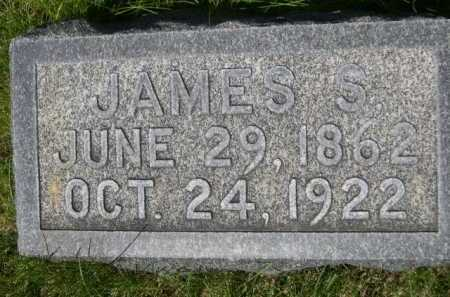 HALSTEAD, JAMES S. - Dawes County, Nebraska | JAMES S. HALSTEAD - Nebraska Gravestone Photos