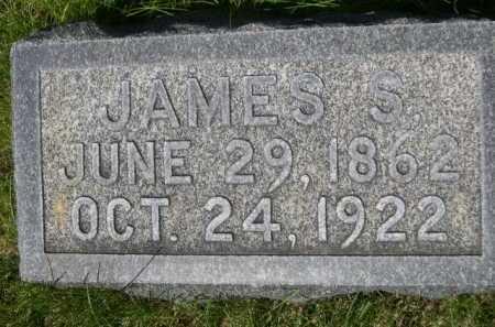 HALSTEAD, JAMES S. - Dawes County, Nebraska | JAMES S. HALSTEAD - Nebraska Gravestone Photos