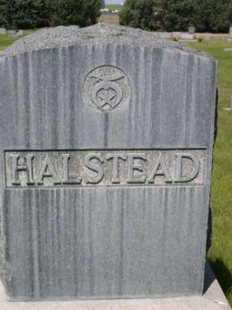 HALSTEAD, FAMILY - Dawes County, Nebraska | FAMILY HALSTEAD - Nebraska Gravestone Photos