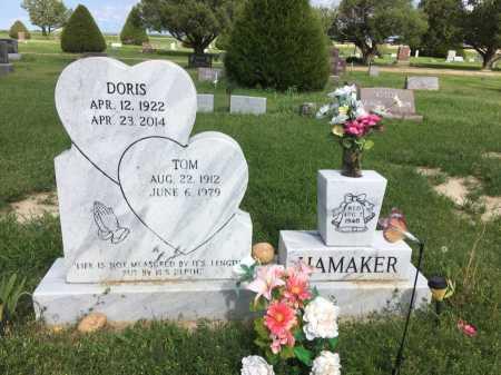 HAMAKER, DORIS - Dawes County, Nebraska | DORIS HAMAKER - Nebraska Gravestone Photos