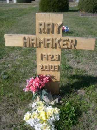 HAMAKER, RAY - Dawes County, Nebraska | RAY HAMAKER - Nebraska Gravestone Photos