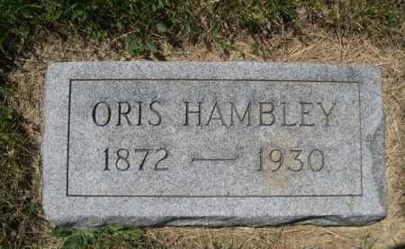 HAMBLEY, ORIS - Dawes County, Nebraska | ORIS HAMBLEY - Nebraska Gravestone Photos