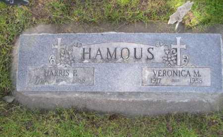 HAMOUS, HARRIS P. - Dawes County, Nebraska | HARRIS P. HAMOUS - Nebraska Gravestone Photos