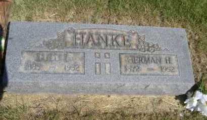 HANKE, LULU L. - Dawes County, Nebraska | LULU L. HANKE - Nebraska Gravestone Photos