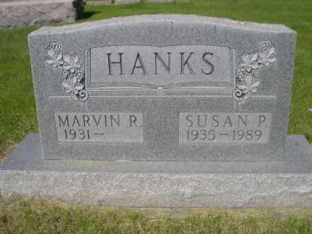 HANKS, SUSAN P. - Dawes County, Nebraska | SUSAN P. HANKS - Nebraska Gravestone Photos