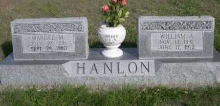 HANLON, MARDEL M. - Dawes County, Nebraska   MARDEL M. HANLON - Nebraska Gravestone Photos