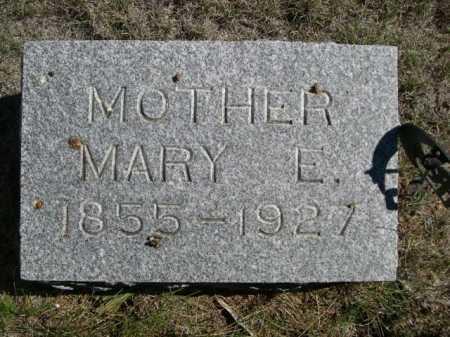 HANSON, MARY E. - Dawes County, Nebraska | MARY E. HANSON - Nebraska Gravestone Photos