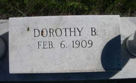 HARISON, DOROTHY B. - Dawes County, Nebraska | DOROTHY B. HARISON - Nebraska Gravestone Photos