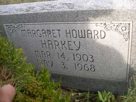 HOWARD HARKEY, MARGARET - Dawes County, Nebraska | MARGARET HOWARD HARKEY - Nebraska Gravestone Photos