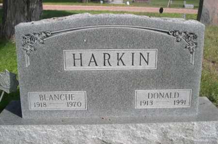 HARKIN, BLANCHE - Dawes County, Nebraska | BLANCHE HARKIN - Nebraska Gravestone Photos