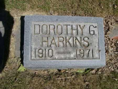 HARKINS, DOROTHY G. - Dawes County, Nebraska | DOROTHY G. HARKINS - Nebraska Gravestone Photos