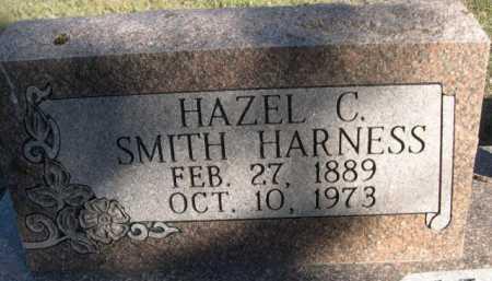 SMITH HARNESS, HAZEL C. - Dawes County, Nebraska   HAZEL C. SMITH HARNESS - Nebraska Gravestone Photos