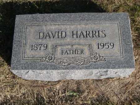 HARRIS, DAVID - Dawes County, Nebraska | DAVID HARRIS - Nebraska Gravestone Photos
