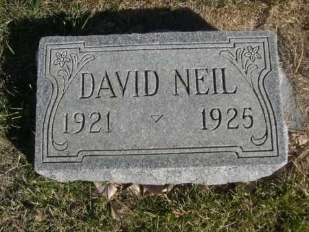 HARRIS, DAVID NEIL - Dawes County, Nebraska | DAVID NEIL HARRIS - Nebraska Gravestone Photos