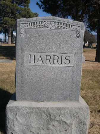 HARRIS, FAMILY - Dawes County, Nebraska   FAMILY HARRIS - Nebraska Gravestone Photos