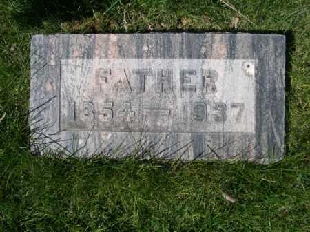 HARRIS, FATHER - Dawes County, Nebraska   FATHER HARRIS - Nebraska Gravestone Photos