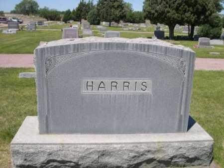 HARRIS, FAMILY - Dawes County, Nebraska | FAMILY HARRIS - Nebraska Gravestone Photos