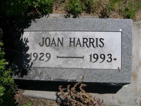 HARRIS, JOAN - Dawes County, Nebraska | JOAN HARRIS - Nebraska Gravestone Photos