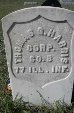 HARRIS, THOMAS - Dawes County, Nebraska | THOMAS HARRIS - Nebraska Gravestone Photos