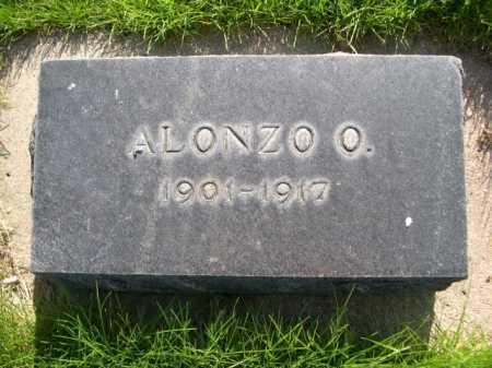 HARRISON, ALONZO O. - Dawes County, Nebraska   ALONZO O. HARRISON - Nebraska Gravestone Photos