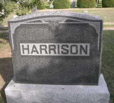 HARRISON, FAMILY - Dawes County, Nebraska | FAMILY HARRISON - Nebraska Gravestone Photos