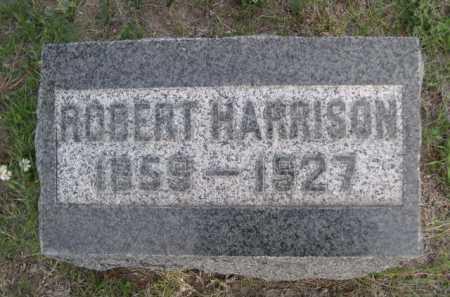 HARRISON, ROBERT - Dawes County, Nebraska   ROBERT HARRISON - Nebraska Gravestone Photos
